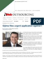 Print - Gijima Files Urgent Application Against SITA _ ITWeb