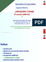 Clase Simplex 1 06