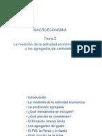 Tema2. El Pib