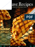 Summer Grilling Cookbook 091608