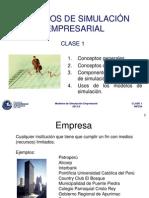 Modelos y simulacion empresarial