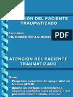 (07) Atencion Del Paciente Traumatizado