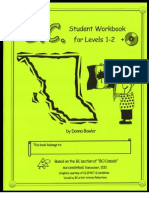 BC Student Workbook for Level 1&2