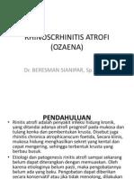 Rhinitis+Atrofi