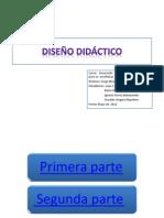 Diseño didáctico ppt