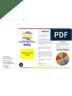 2012 teacher-coach guide
