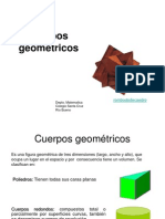 Cuerpos Geometrico s