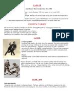 Bartitsu Study Group - Exercises