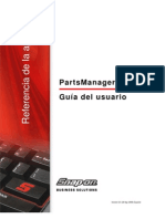 Manual Parts Manager Pro