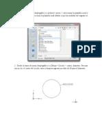 Realización de un engrane en AutoCAD