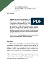 Politica Do Governo Lula