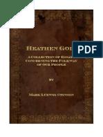 28893998 Heathen Gods