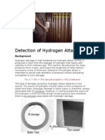 Detection of Hydrogen Attack