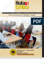 Revista Aula Crítica Vol1