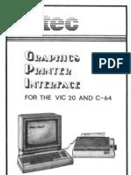 Xetec Graphics Printer Interface