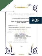 Informe Estado Empresa