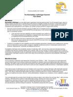 MI Summit Fact Sheet
