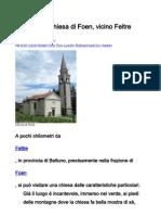 La Chiesa Di Foen