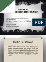Referat Snh Neuro Bekasi
