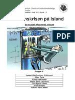 Finanskrisen på Island