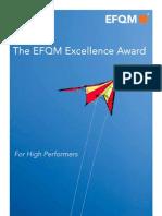 Efqm Award