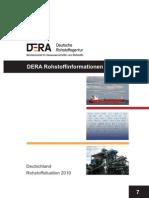 Deutsche Rohstoffagentur - Deutschland Rohstoffsituation 2010