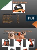 Black Decker CaseStudy Ppt
