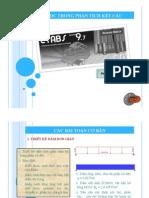 Khung phẳng - Ebook Etab 9.7