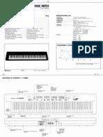 Roland a-30 Service Manual
