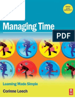 Managing Time Made Simple