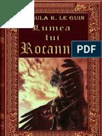 Ursula K. Le Guin - Ciclul Hainish - 01 - Lumea Lui Rocannon