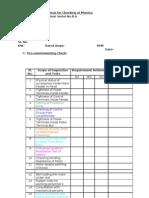 Protocol-Motor Trial Run Format