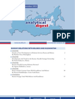 Russian Analytical Digest