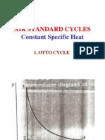 Air Standard Cycles_mtech