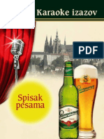 Karaoke Spisak Pesama A4 v3