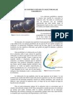 PROYECTO DE TALLER Construcción de un colector solar parabólico