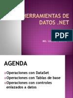 Herramientas de Datos .NET