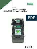 Altair 5 Manual