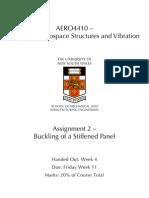 Assignment 2 Final Report Handout