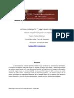 Ponencia La Toma de Decisión y la Procrastinación CONGRESO SIP 2009