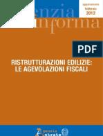 Detrazione 36% Agenzia Delle Entate Ristrutturazioni Edilizie