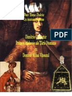 Dan Toma Dulciu - DimitrieCantemir. Un Manuscris Curios