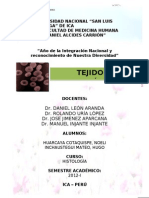 Tejido Sanguíneo OFICIAL