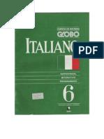 Curso Idiomas Globo Italiano Fasciculo 6