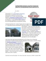 Sacramento Church and K-12 School Partner for Commercial Real Estate