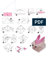 Beginner Rabbit Origami