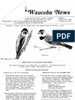 Waucoba News Vol. 5 Summer 1981