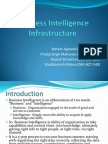 Business Intelligence Infrastructure_final