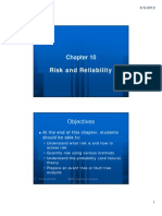 CBB2093 (10) Risk and Reliability