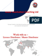 Global Partnership Options With Noble Manhattan Coaching